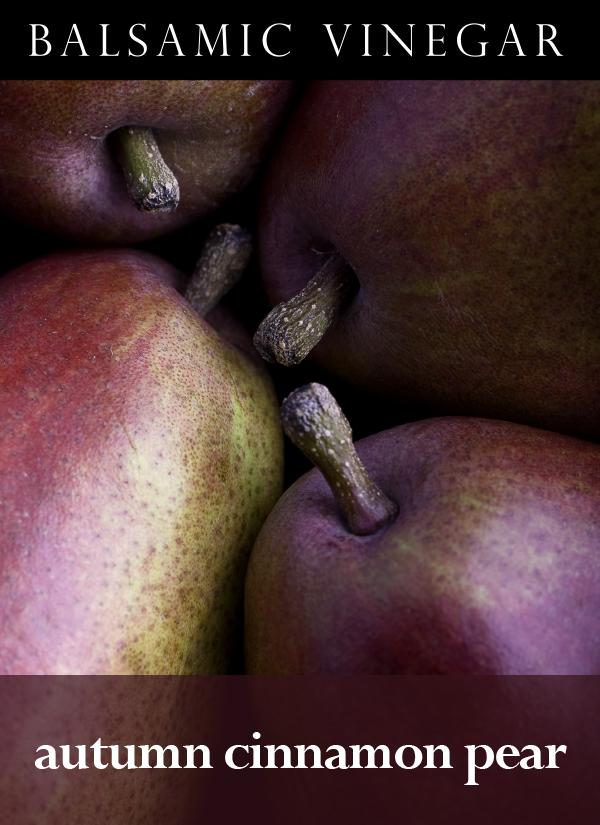 Autumn Cinnamon Pear