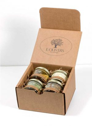 Flavors of the Finger Lakes Spice Gift Pack