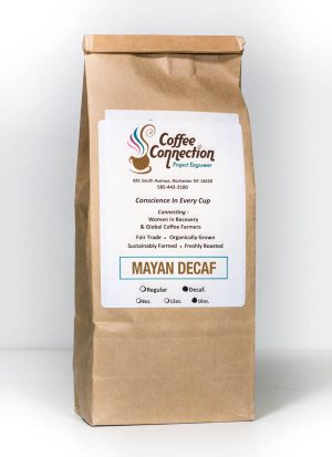 Mayan Decaf | The Coffee Connection | F. Oliver's Exceptional Ingredients