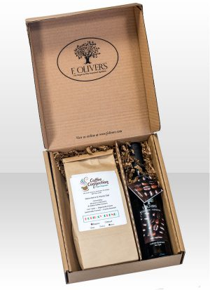 Coffee Lover's Gift Box | Specialty Boxes | F. Oliver's Oils and Vinegars