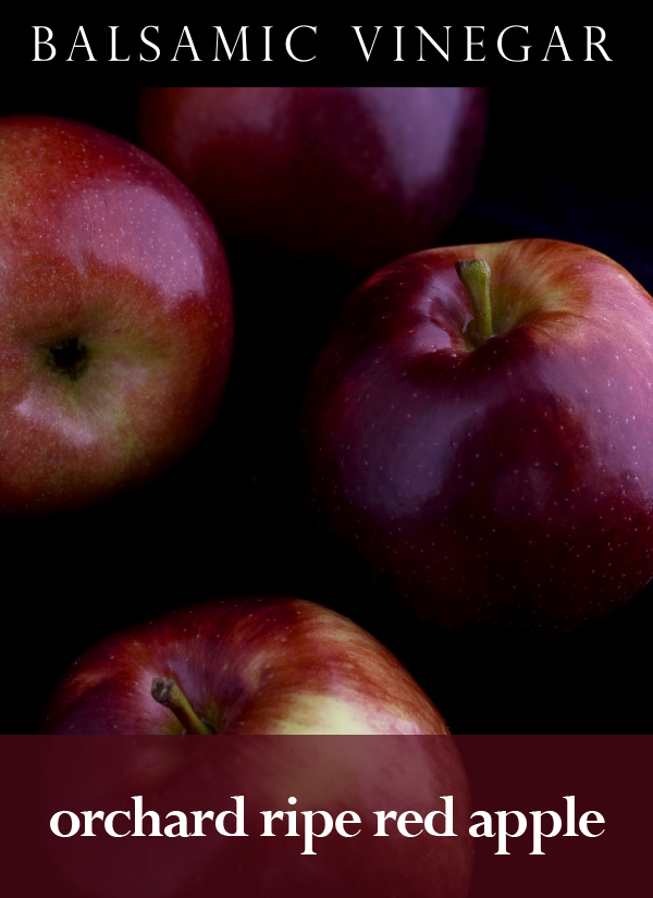 Orchard Ripe Red Apple