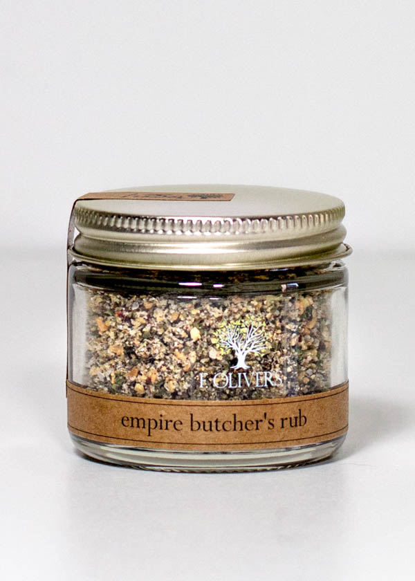 Empire Butcher's Rub - F. Oliver's Spice Blends
