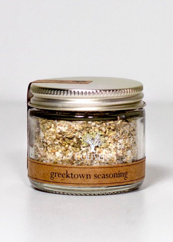 Greektown Seasoning - F. Oliver's Spice Blends.