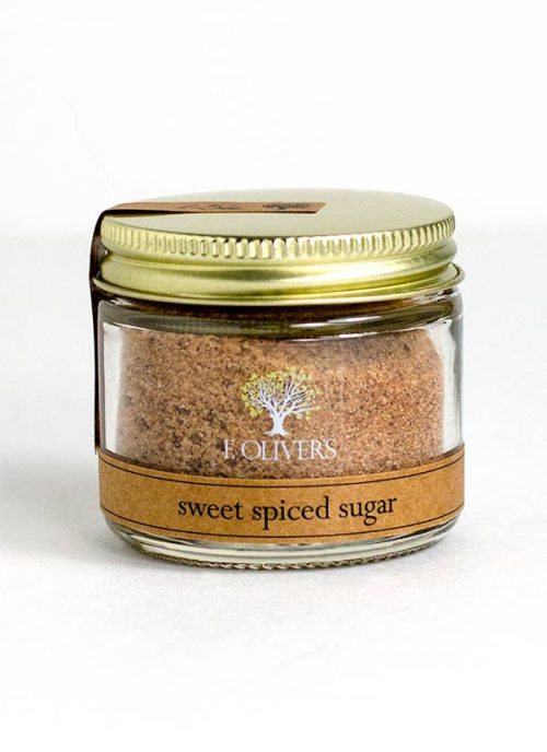 Sweet Spiced Sugar - F. Oliver's Spice Blends