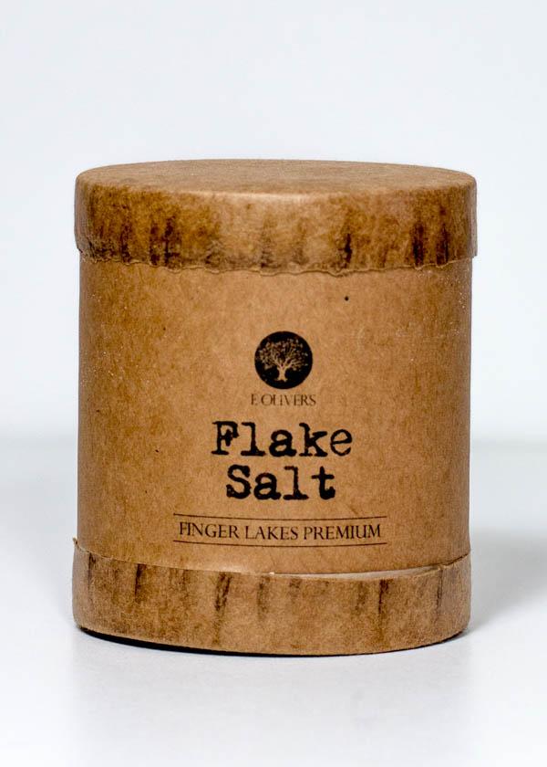 F. Oliver's Finger Lakes Premium Flake Salt- F. Oliver's Oil's & Vinegars - Canandaigua, NY