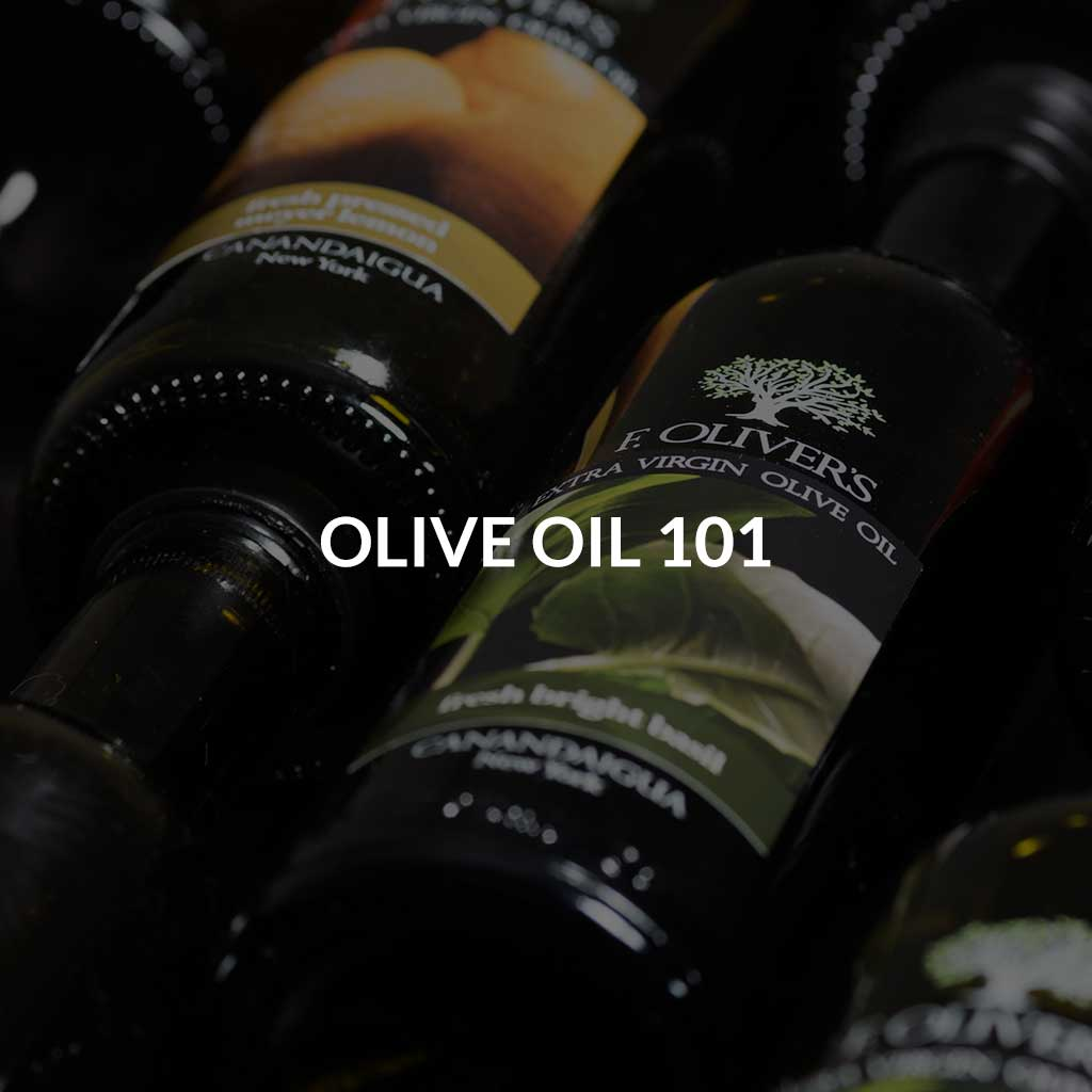 Learn: Olive Oil 101