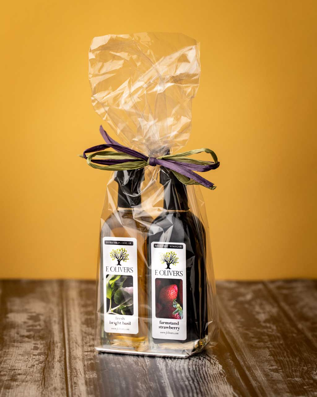 F. Oliver's EVOO and Balsamic Wedding Favors