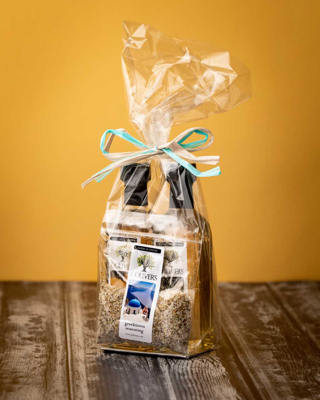 F. Oliver's Greektown Seasoning Wedding Favors