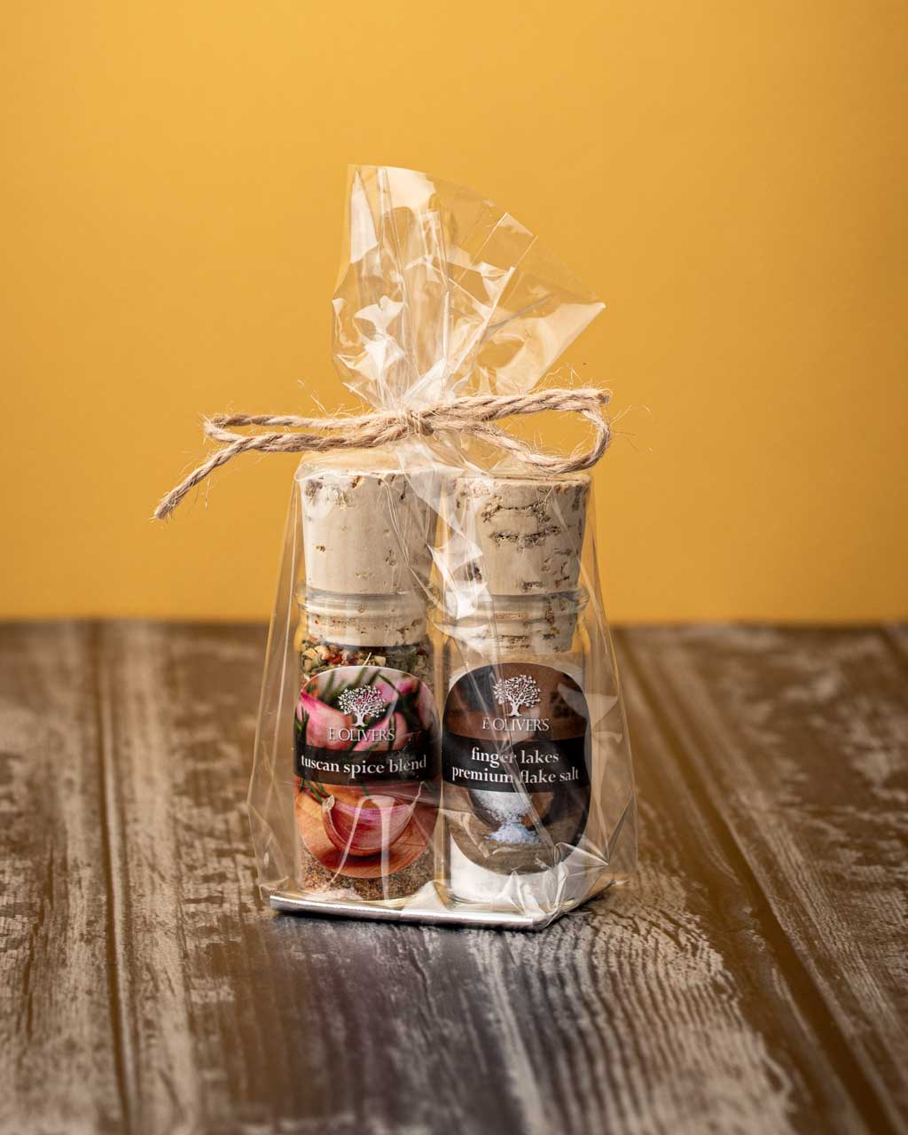 F. Oliver's Spice Blend and Salt Wedding Favors