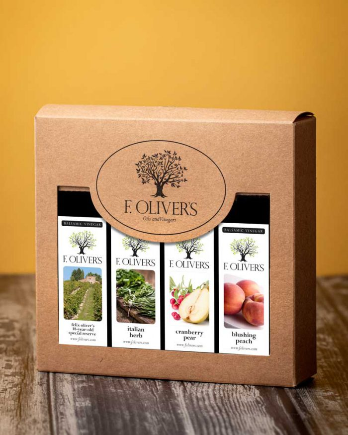 """Beautiful Balsamics"" Sampler Pack"