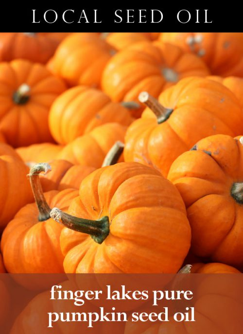 Finger Lakes Pure Pumpkin Seed Oil