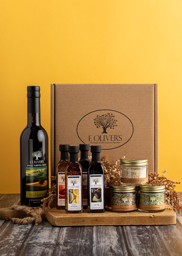 Kitchen Essentials Gourmet Gift Box
