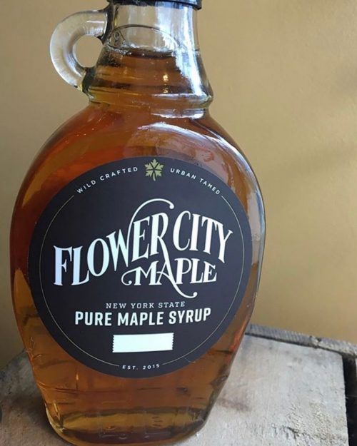 flower city maple syrup